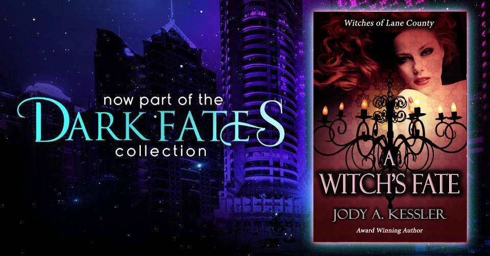 Dark fates with Witch's cover
