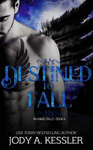Destined to Fall - An Angel Falls book series