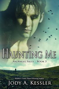 Haunting Me - Resized Official -Ebook - 800 x 1200