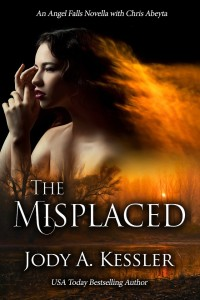 The Misplaced_resized small_An Angel Falls_Ghost Hunting paranormal novella - Copy