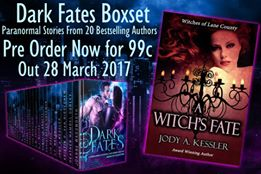 A Witch's Fate promo pic